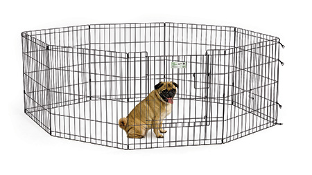 Midwest Dog Exercise Pen | Gold Zinc Exercise Pen | Midwest Gold ...